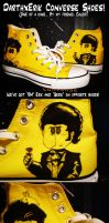 DarthxErik Converse Shoes by DarthxErik