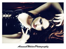 .GLAMOUR. by AlannahWilder