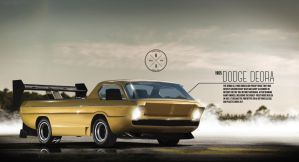 1965 Dodge Deora by ilPoli