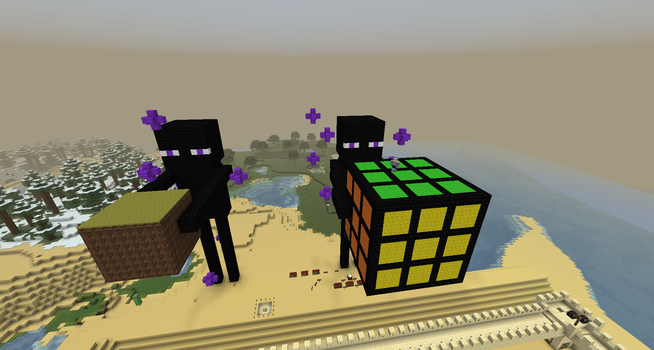 Endermans Brothers by haojpc