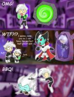 Danny Phantom Comic OMGWTFBBQ by DP-Fanclub