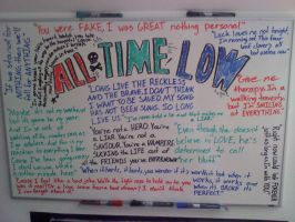 All Time Low lyrics by BunnyWithLasers