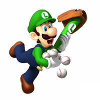 Luigi Super Sluggers by Luigi-Rox-Fan-Club