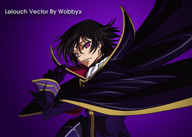 Lelouch Of The Rebellion-Zero by MD3-Designs