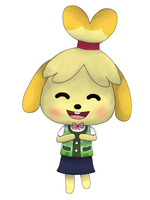 Isabelle by DidyMelody414