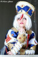 Trinity Blood - De philosophiae consolatione by TheNightMaster