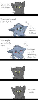 What is it like to be in love? by ArualMeow