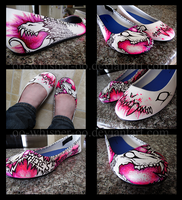 etf skull flats. by Oo-Whisper-oO
