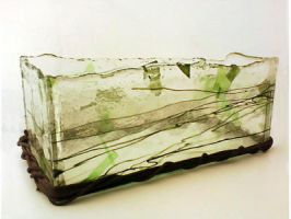 glass jewel box by Aerusss