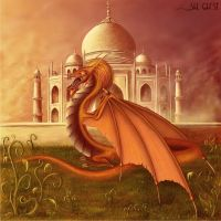 Indian Dragon by Lady-Ghost