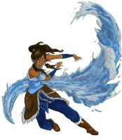 Legend of Korra by diello