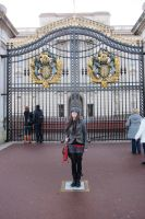 LONDON - Buckingham Palace Elo by elodie50a