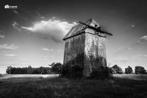Post mill by GregKmk
