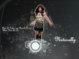Selena Gomez - Naturally by Puremuslima