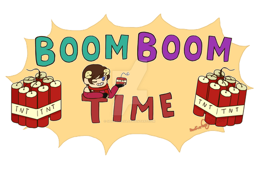 Boom Boom Time [Weirdocraft] by Soulfire402