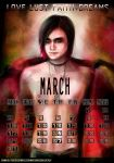 Jared Leto_March_calendar2014 by manulys