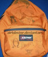 ONE PIECE Backpack 2 by airlobster
