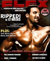 Chris Masters Flex Magazine by pollo0389