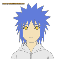 Colored Minato-Dusk by RomanoLoves-Italy3