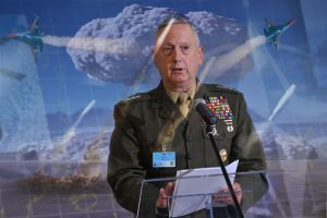 General Mattis takes over by metamorphacilles