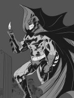 Batman-android by judson8