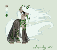Adoptable Auction - Bottom Of The River CLOSED by daedric-darling