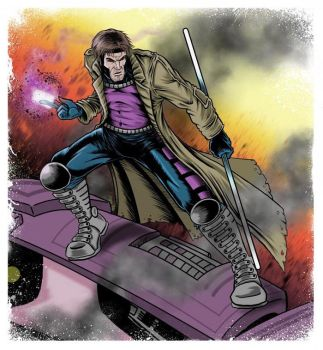 Gambit by thedavemyers