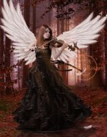 Melodia Angelical by DenysRoqueDesign