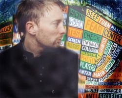 Hail to Thom Yorke by audiogirl