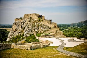 Devin castle by dianora
