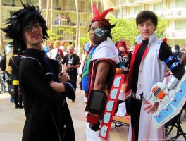 ALA 2012 YGO CROSSOVER by broken-with-roses