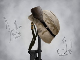 For those who Served - WIP by Tokratan