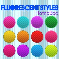 Fluorescent Styles! by HannaBoo