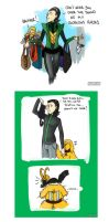 Loki Tumblr Dump by Karijn