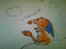 Charizard~ by xmitters