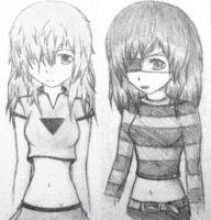 old drawing by cat2198