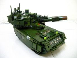 Self-Propelled Artillery 2.2 by SOS101