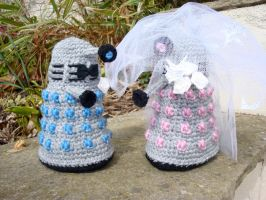 You may exterminate the bride by knerdy-knits