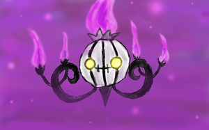 Chandelure by Marudeth