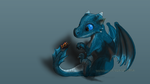Beware of the (baby) dragon! by ViperAC