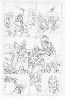 motu webcomic KG2.5 by cheoillustration
