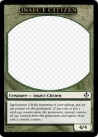 Token - Insect Citizen by Chatturgha0312