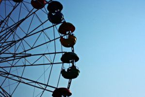 ferris wheel by RayScream