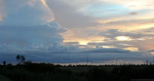 North-West Clouds by S-L-A-V-A