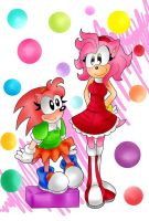 Amy Generations by TheRealPennyLane