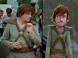 HTTYD Cosplay: Hiccup by HicksBerlin