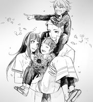 Ending of Naruto by XiaFei