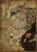 Cards Map by Kaiazes