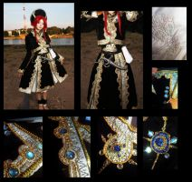 imperial costume by AgnessBlanvradica