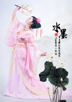 Chinese Goddess 01 by flyingwind66